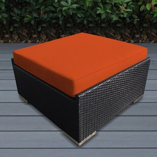 Baril Large Ottoman with Cushion