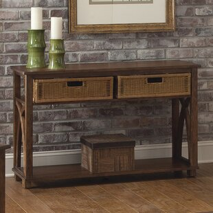 Review Doretta Console Table By Beachcrest Home