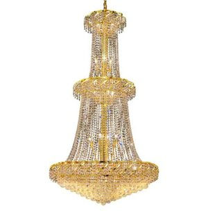 Rosdorf Park Antione 32-Light Empire Chandelier
