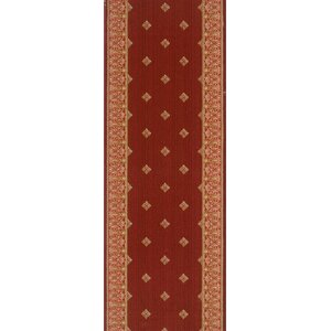 Madhopur Red Area Rug