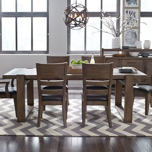 Fiorella Rectangular Extendable Dining Table by ..