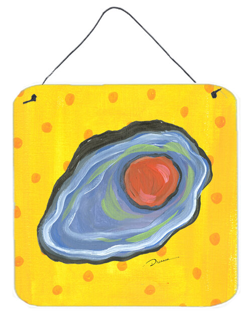 Caroline S Treasures Oyster Painting Print Plaque Wayfair