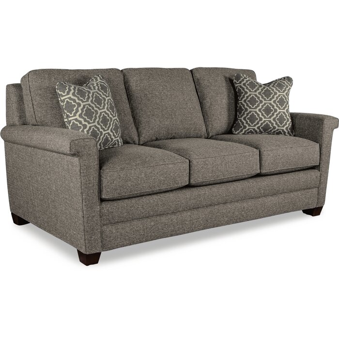 Bexley 67.5 inches Flared Arms Sofa