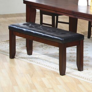 Dixon Two Seat Bench by Wildon Home ?