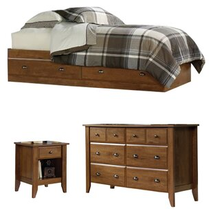 Olney Platform Configurable Bedroom Set by Three Posts Best #1