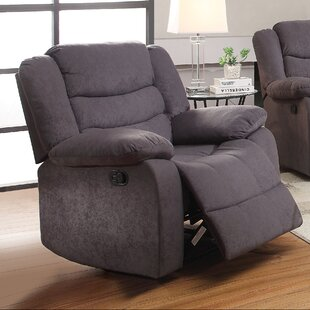 Majors Manual Recliner Red Barrel Studio
