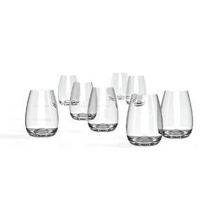 Polo 460ml Stemless Wine Glass (Set of 8)