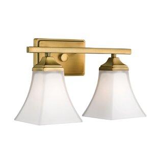 Look for Persephone 2-Light Vanity Light By Winston Porter