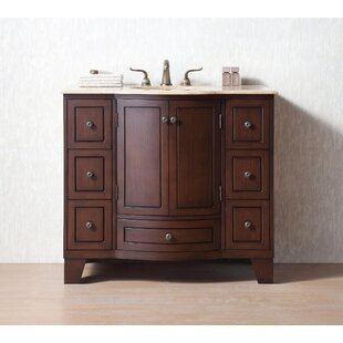 Lindenwood 40 Single Bathroom Vanity Set by dCOR design