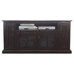 Price comparison Ryne Rustic TV Stand for TVs up to 65 by Longshore Tides Reviews (2019) & Buyer's Guide