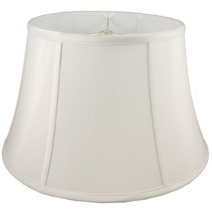 14 Faux Silk Bell Lamp Shade