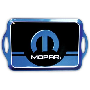 Mopar Melamine Serving Tray by MotorHead Products Comparison