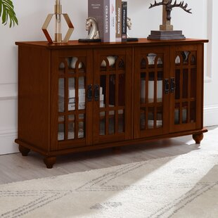 Lytle Arched-Door Style 4 door TV Stand
