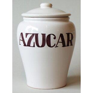 Azucar 4.5 qt. Jar