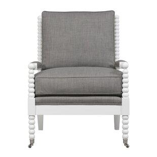 Duralee Furniture Marble Armchair