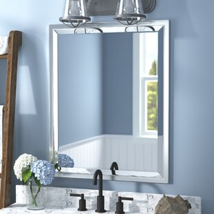 Read Reviews Classic Wall Mirror ByLongshore Tides