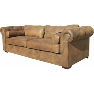 Windsor 3 Seater Chesterfield Sofa By Rosalind Wheeler
