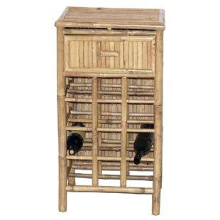 12 Bottle Floor Wine Rack by Bamboo54