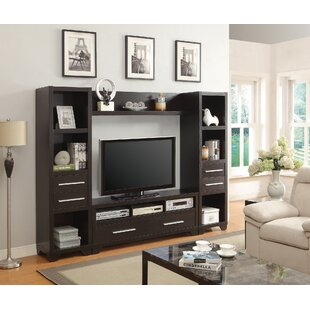 Bargain Brindle Modern & Minimal TV Stand for TVs up to 60 by Ebern Designs Reviews (2019) & Buyer's Guide