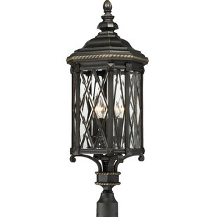 Bexley Manor Outdoor 4 Light Lantern Head
