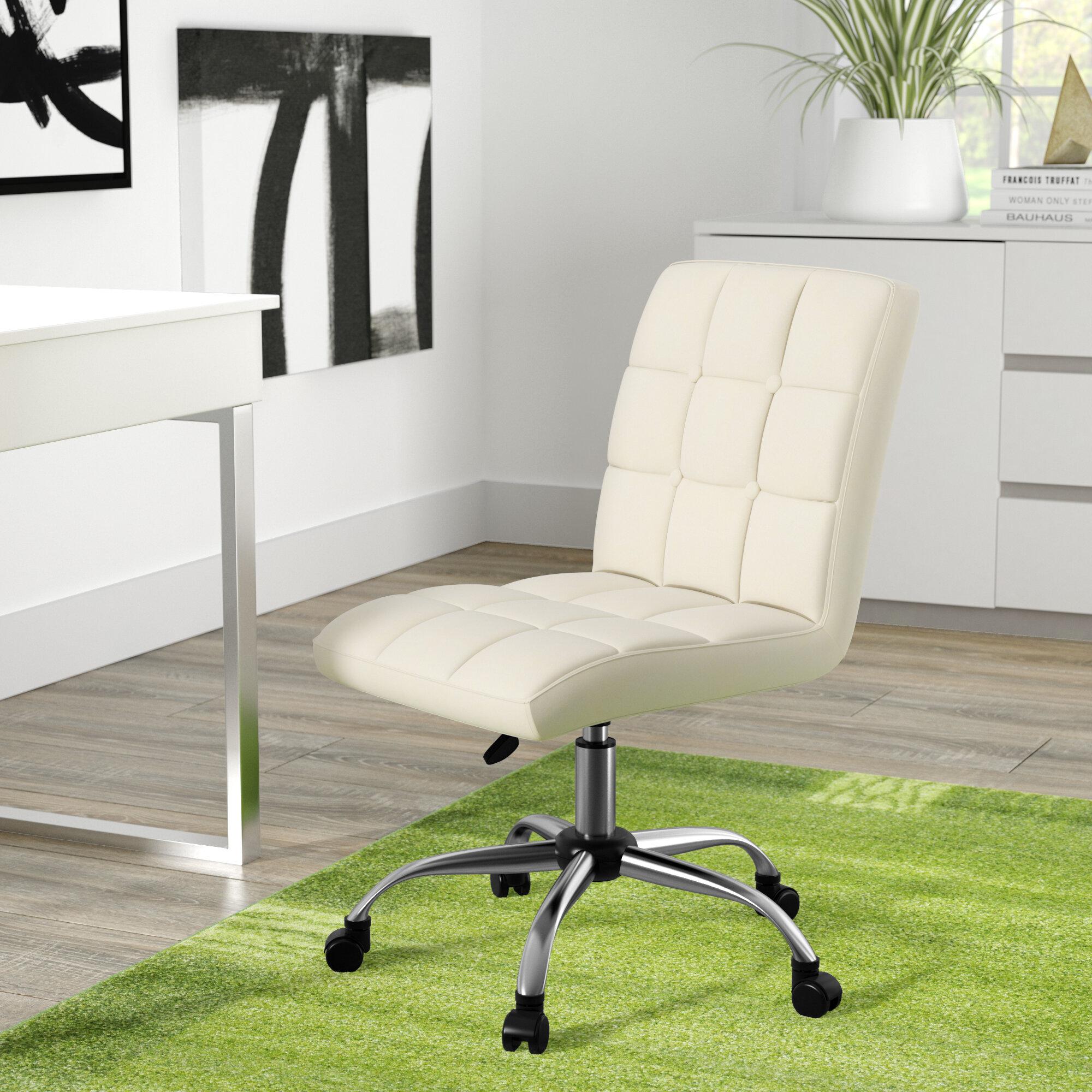 Orren Ellis Manya High Back Desk Chair U0026 Reviews | Wayfair