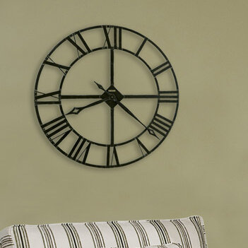 office large size floor clocks wayfair. Gallery Oversized 32\ Office Large Size Floor Clocks Wayfair E