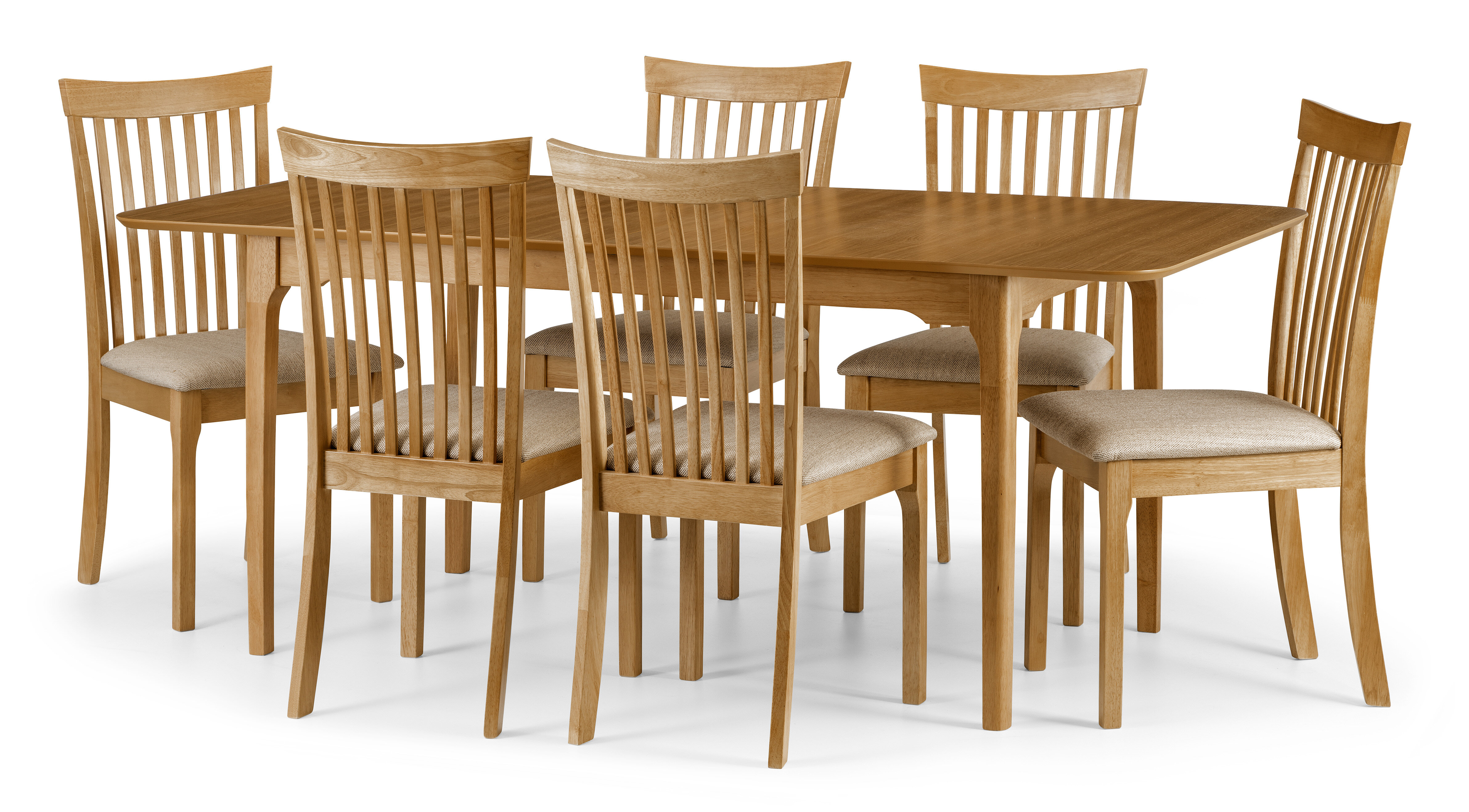 Three Posts Allport 7 Piece Extendable Dining Set With 6 Chairs Reviews Wayfair Co Uk