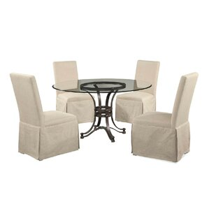 Lamb Traditional 5 Piece Dining Set by Wi..