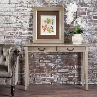 Read Reviews Slovan Console Table By August Grove