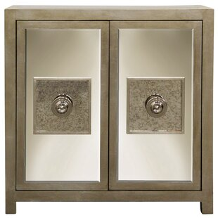 Langevin 2 Door Accent Cabinet by Everly Quinn
