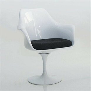 Find a Eos Swivel Dining Arm Chair by Mobital Reviews (2019) & Buyer's Guide