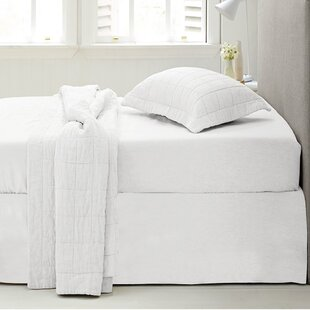 Microfiber 1500 Thread Count Bedskirt-Dust Ruffle 14 Bed Skirt