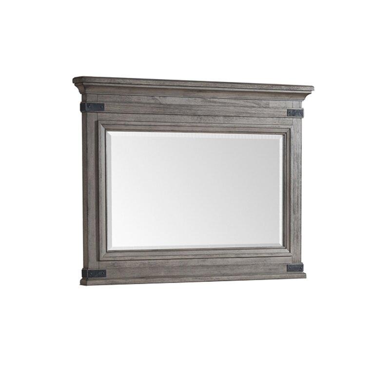Loon Peak Mccollom Beveled Dresser Mirror Wayfair