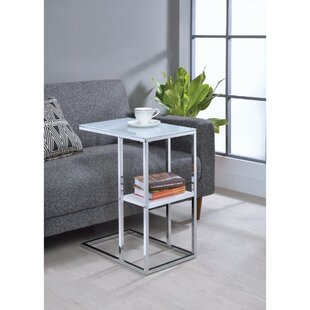 Kirton End Table by Orren Ellis