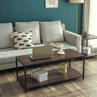 Wagenen Coffee Table by Red Barrel Studio