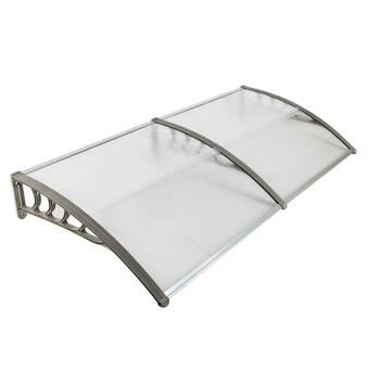 Mcombo 7 Ft W X 3 Ft D Plastic Standard Window Awning Reviews Wayfair