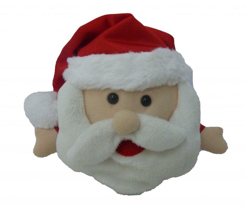 singing santa claus musical plush toy with motion - Stuffed Santa Claus