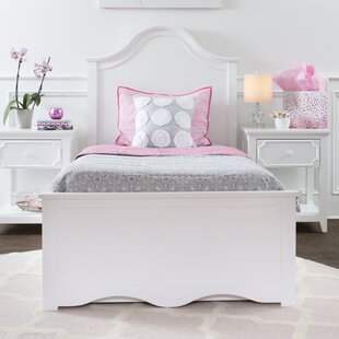 Charleston Twin Panel Bed