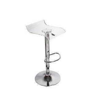 Heavenly Collection Algarin Adjustable Bar Stool
