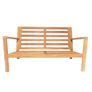 Reagan Teak Loveseat