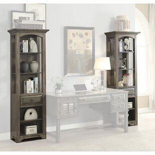Denny Standard Bookcase (Set of 2)