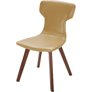 Parsons Chair in James Suede (Set of 2) by Kuka Home