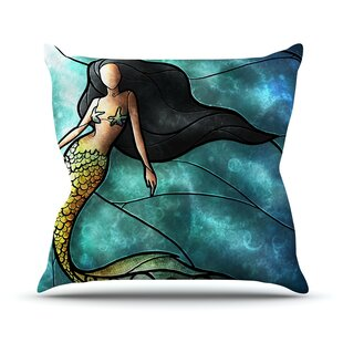 Fabulous Mermaid Pillow | Wayfair NY16