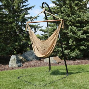 Bay Isle Home Plummer Polyester Chair Hammock