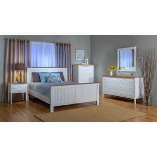 Miers Panel Bed by August Grove