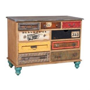 Elk 9 Drawer Dresser by Dakota Fields