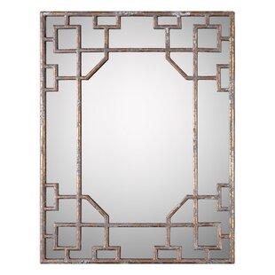 1c4cfcb596a4 Gold Frame Wall Mirror