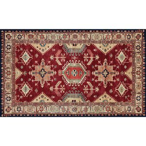 Lenox Ruby Indoor/Outdoor Area Rug