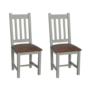 Suede Dining Room Chairs | Wayfair.co.uk