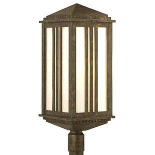 Petrey 1-Light Lantern Head By Alcott Hill Outdoor Lighting